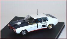 Ford Capri 2600 RS 2 x 6H hrs. Paul Ricard 1971 #1 Hill Surtees Trofeu 2313 1:43