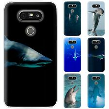 Dessana Under Water World Silicone Protective Case Pouch Cover For LG