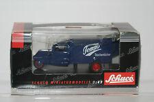 Schuco Tempo Kastenwagen 1:43 OVP NEU 02131 ORIGINALVERPACKT Modellbau TOP