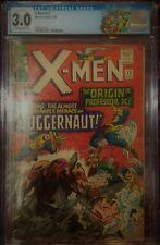 X-men 12 First appearance of the Juggernaut CGC