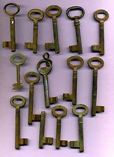 Schlüssel-- Konvolut -- 13 Stück -- Alte Schlüssel --