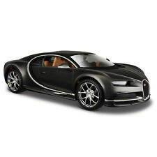 Maisto 1:24 Bugatti CHIRON Negro