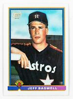 Jeff Bagwell #183 (1991 Bowman) Rookie Card, Houston Astros