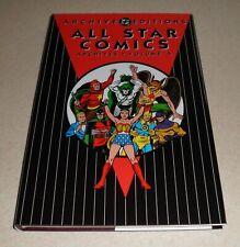 DC Archive Editions All-Star Comics Vol. 5 Hardcover - DC Comics 1999