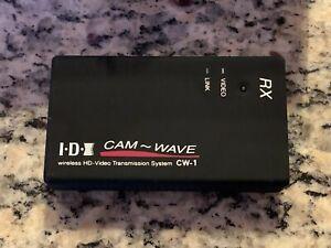 IDX Cam-Wave RX CW-1 Wireless HDMI Receiver