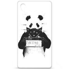Coque Housse Etui Sony Xperia Z1 silicone gel motif BS Bad Panda