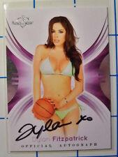 DYLAN FITZPATRICK - 2014 BENCHWARMER SPORTS Signature Auto #47 basketball