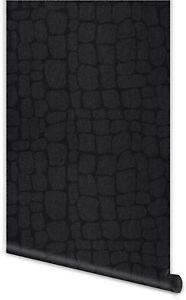 Crocodile Print Wallpaper Wall Sticker Self-Adhesive Removable Furniture Sticker