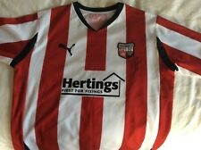 Brentford football shirt
