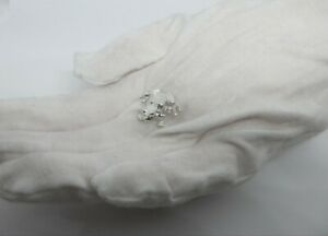 Tiny English Made,Hallmarked,Sterling Silver Frog Toad Figure