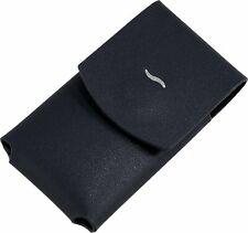 S.T. Dupont Slim 7 Leather Lighter Case Black (183060) BRAND NEW