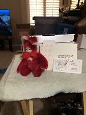 "Marie Osmond ""Bit-O-Bunny� Doll New Box Coa"