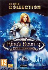 JEU PC CD ROM.../...KING'S BOUNTY.......THE LEGEND.....