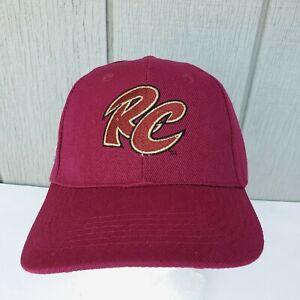 "Sacramento River Cats ""Little League Baseball"" Logo Maroon Adjustable Hat/Cap"