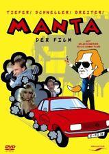 Manta - Der Film DVD Helge Schneider