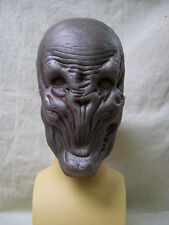 Licensed Dr Who Silence Costume Face Mask Cult Creepy Melting Man Humanoid Alien