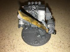 Warhammer 40000 40k Space Marine Blood Angels Librarian Dreadnought conversion A