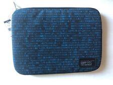 "Marc Jacobs Typewriter Cordura 13"" Laptop Padded Computer Protective Sleeve"