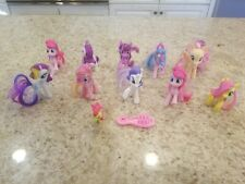 My Little Pony Lot   (Lot of 10) plus a brush and mini pony!!