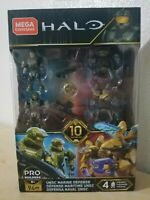 Mega Construx - Halo Heroes Series 10 Years Aniv. UNSC Marine Defense