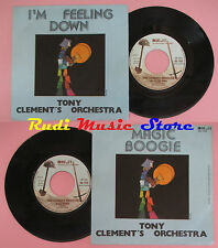 LP 45 7'' TONY CLEMENT'S ORCHESTRA I'm feeling down Magic boogie 1977 cd mc dvd