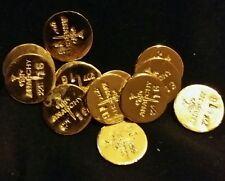 1 GRAM BAR USA BULLION 1g 22K PLACER FINE GOLD ROUND FROM MINE X LOT 117 ANARCHY