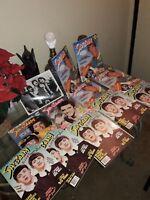 11 Issues SH-BOOM vintage teen magazine BEATLES, ANNETTE, ELVIS, BEATLES PRINT