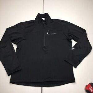 Patagonia Regulator Waffle Thermal 1/4 Zip Jerseu Shirt Mens Medium