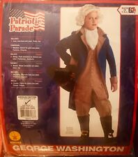 Patriotic George Washington Costume, Medium Rubie's Child Deluxe