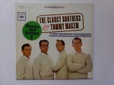 CLANCY BROTHERS AND TOMMY MAKEM Columbia LP HEARTY AND HELLISH Live