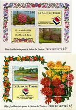 Bloc 15/16** fleurs