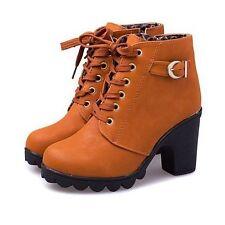 Business Stiefel mit Mittlerem Absatz (3-5 cm) für Damen