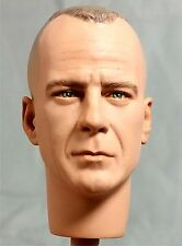 1:6 Custom Head of Bruce Willis as Butch Coolidge from the film Pulp Fiction