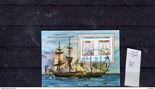 Block 97 Havanna 10 . Internationale Briefmarkenausstellung