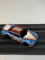 Life Like Oldsmobile #00 Stock Race Car Body | HO Slot Car | CHIPPED WING