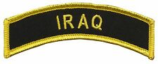 CVMA Style - Iraq Tab - Operation Iraqi Freedom - USMC - US ARMY - US Ranger OIF