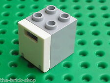 LEGO STAR WARS MdStone container box 4345b + White door 4346 / Set 7676 ...