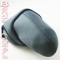 Medium Neoprene Soft Camera Case Bag Pouch Cover for DSLR SLR Camera 17cm length