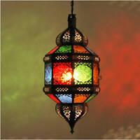 Oriental Hängelaterne Lampe Marocaine Suspension Luminaire Titia