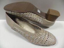 Chaussures JMG HOUCKE carolina beige FEMME taille 42 woman shoes FRANCE été NEUF