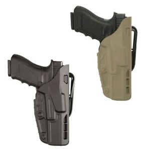 Safariland Model 7377 7TS ALS Open Top Belt Loop Slide Concealment Holster