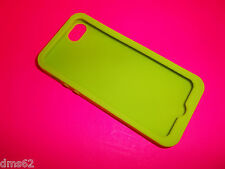 NEW SOFT GREEN CELL PHONE CASE FITS APPLE  I5 87503 FREE SHIPPING