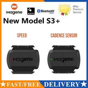 1PC Bike Speed and Cadence Sensor Wireless Ant+ Garmin Zwift Wahoo Cyclop 2021