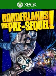 Borderlands: The Pre-Sequel (Xbox One) [Digital] [Download | Xbox Live | KEY]