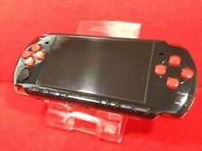 Used Original Sony PSP 3000 Red Black Limited Console Battery F/S Japan