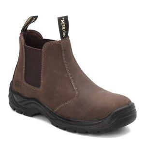 Men's Skechers, Tapter Steel Toe Work Boot