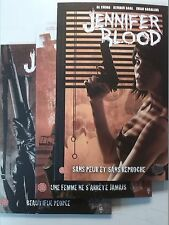 jennifer blood,ennis,tome 1,2,3,occ