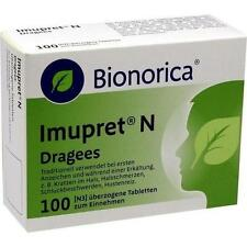 IMUPRET N Dragees 100St Überzogene Tabletten PZN 5501617