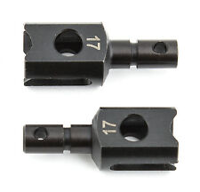 Bicchierini 17mm Differenziale HTC ant/centrale per Associated RC8B3.1 - 81012