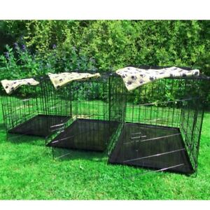 """42"""" xxl dog crate cage metal and foldable"""